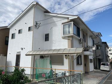 豊中市 O様邸 外壁・屋根塗装、防水工事事例