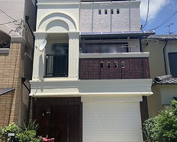 生野区S様邸 外壁・屋根塗装工事事例