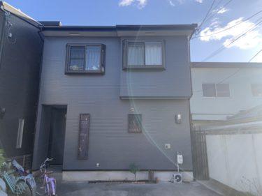生野区S様邸 外壁・屋根塗装、シーリング打ち替え工事