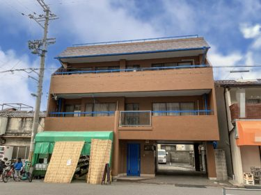 住吉区K様邸 外壁塗装、屋上防水工事事例
