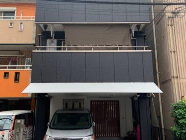 中央区K様邸 外壁・屋根塗装工事事例